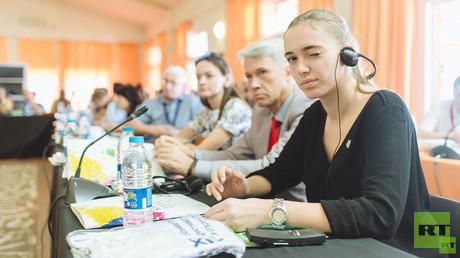 اللقاء التحضيري الدولي الثاني للمهرجان العالمي التاسع عشر للشباب والطلاب