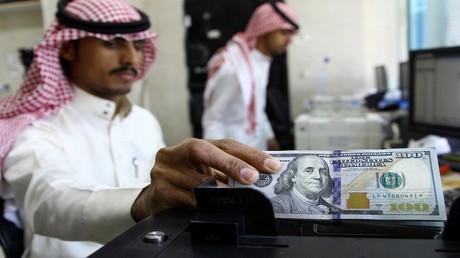هبوط حاد للاستثمارات السعودية في السندات الأمريكية في 2016