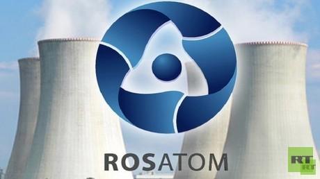 """شركة """"روس آتوم"""" الروسية للطاقة"""