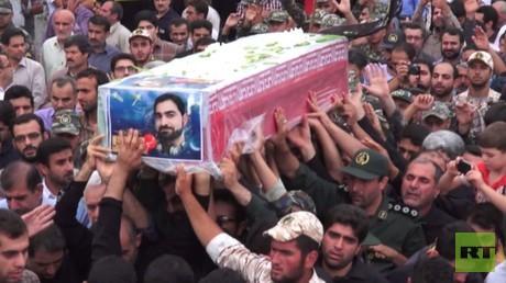 قتلى إيران بسوريا والعراق تجاوزوا 1000