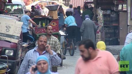 ولادة مليون طفل مصري في أقل من نصف عام