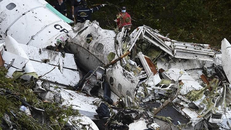 طائرة كولومبيا المنكوبة كانت تعود لسياسي فنزويلي سابق