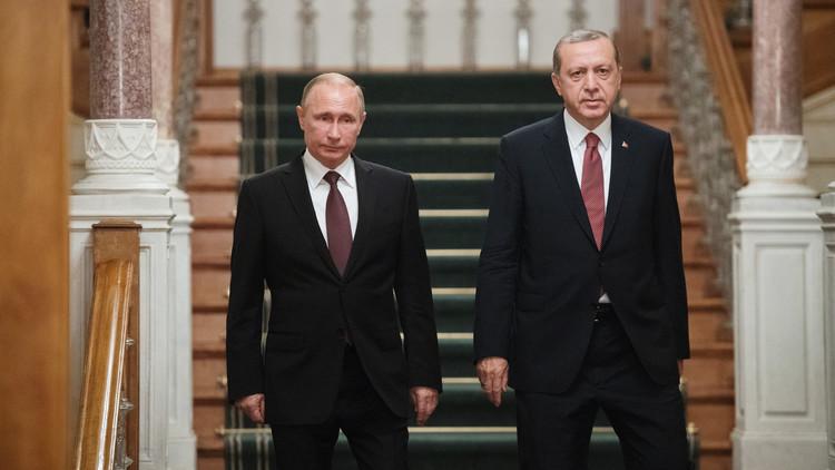 الكرملين: أردوغان أوضح لبوتين تصريحاته حول الأسد