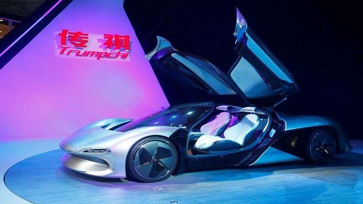 الصين تفرض ضرائب إضافية على السيارات الفارهة