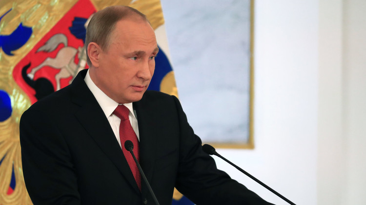 بوتين: سنتعاون مع أمريكا في سوريا وكبدنا الإرهابيين خسائر كبيرة