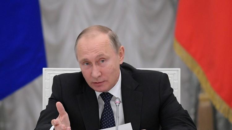 بوتين يتحدث عن الجوانب الإيجابية لـ
