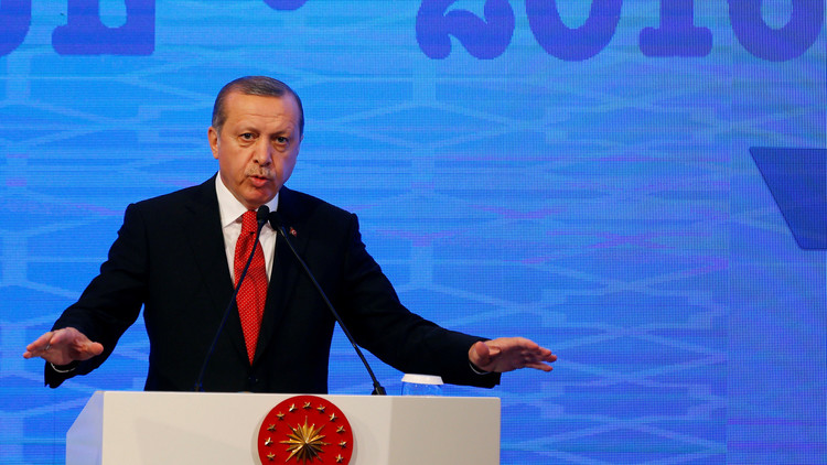 أردوغان: نحارب في سوريا الإرهاب فقط