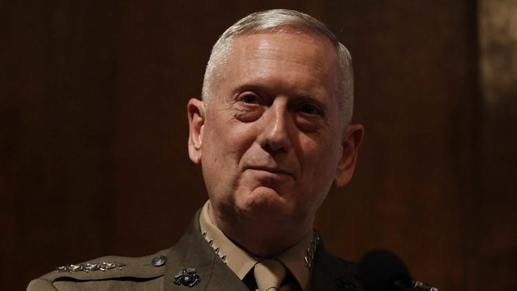واشنطن بوست: ترامب يختار الجنرال المتقاعد جيمس ماتيس لمنصب وزير الدفاع