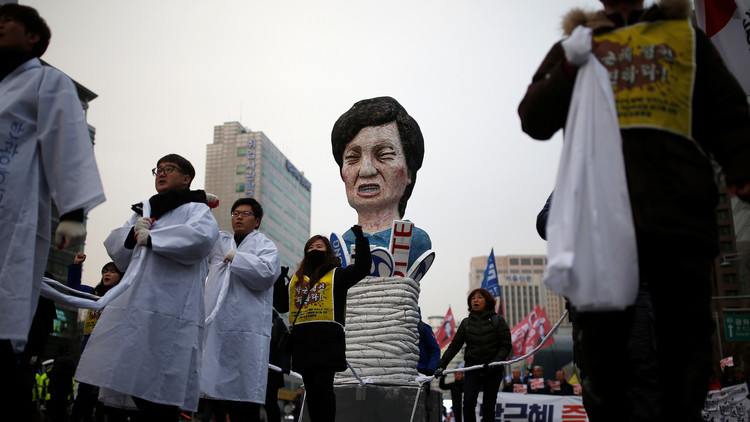 9 ديسمبر يوم مصيري لرئيسة كوريا الجنوبية
