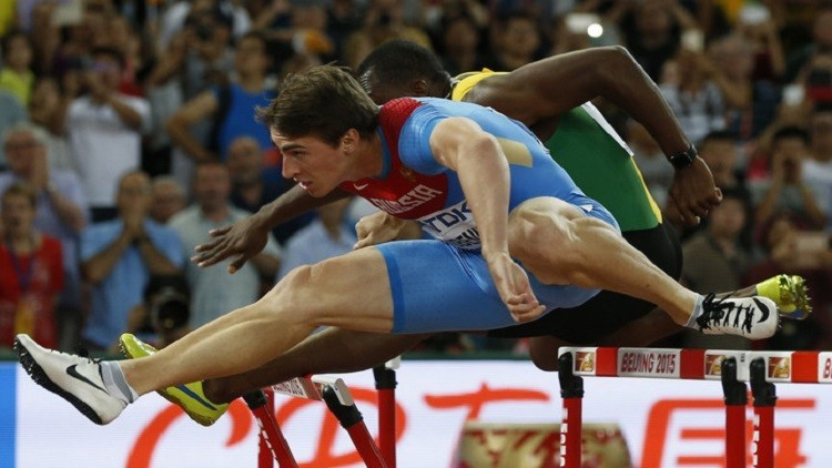 عقوبة إيقاف متسابقي ألعاب القوى الروس سارية في 2017