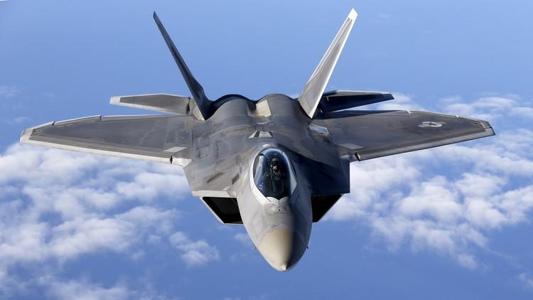طاقية الإخفاء تتلاشى من طائرات الشبح الأمريكية فوق سوريا!
