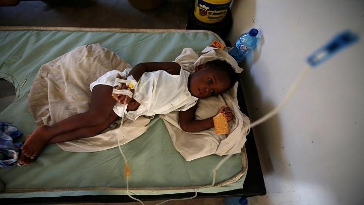 الأمم المتحدة كانت السبب في تفشي الكوليرا في هايتي