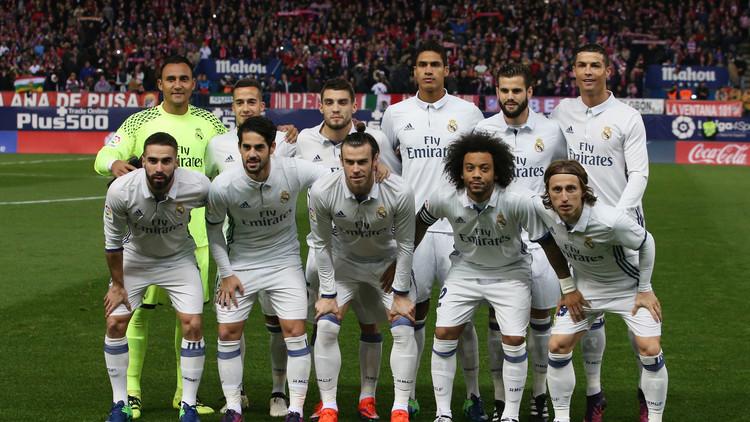 التشكيلة المتوقعة لريال مدريد في