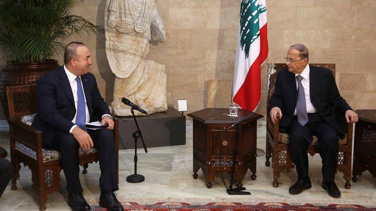 جاويش أوغلو: الأسد لا يصلح للرئاسة