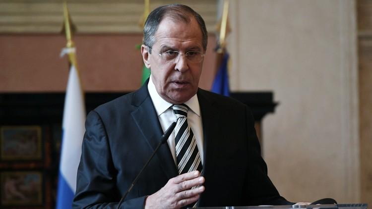 لافروف: يجب أن يكون حفتر جزءا من الاتفاق السياسي العام في ليبيا