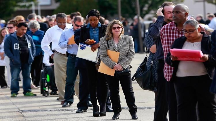 البطالة في أمريكا عند أدنى مستوى في 9 سنوات