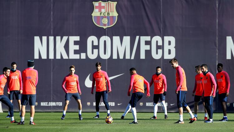 تشكيلة برشلونة المتوقعة للكلاسيكو ضد ريال مدريد