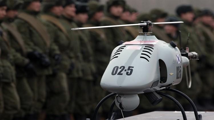 مروحية روسية بلا طيار للاستطلاع والتجسس البحري