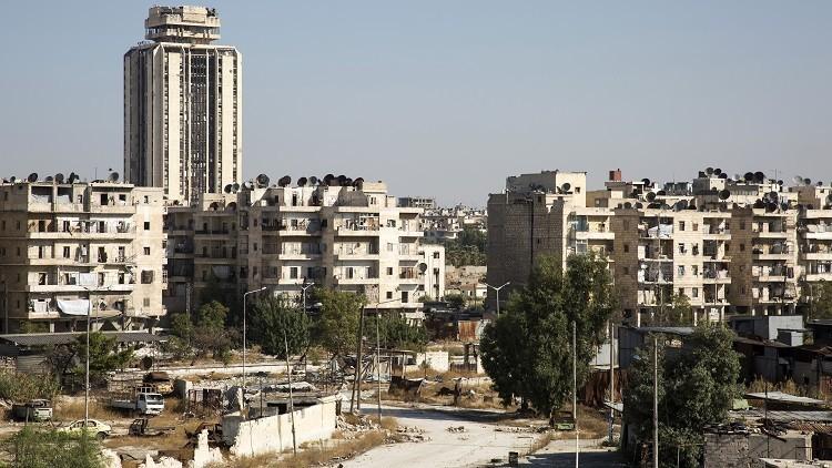 5 قتلى و29 جريحا بقصف صاروخي في حلب