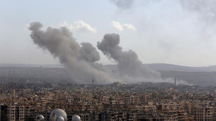 الجيش السوري يدعو سكان الأحياء الشمالية الشرقية بحلب للعودة إلى منازلهم