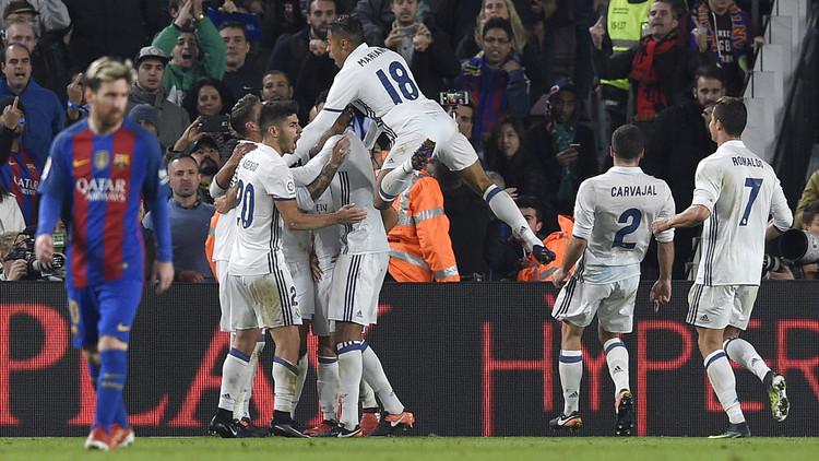 ريال مدريد يخرج بنقطة ذهبية من الكلاسيكو ضد برشلونة