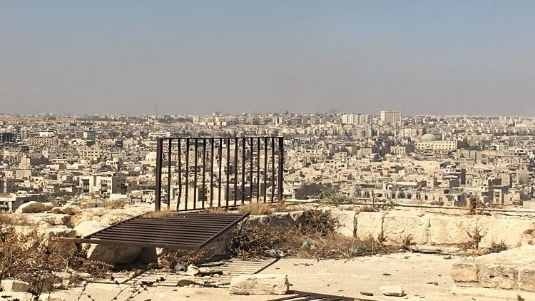 المعارضة السورية تبلغ الولايات المتحدة أنها لن تنسحب من حلب