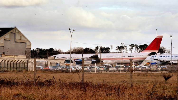 طائرة زين العابدين بن علي تحط في تركيا