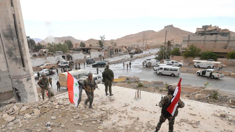 الدفاع الروسية: الجيش السوري يفرض كامل سيطرته على مدينة التل بريف دمشق