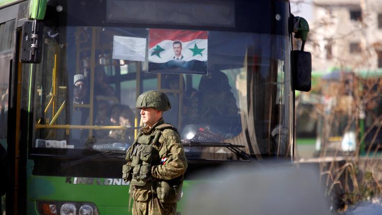 حميميم: 36 حالة قصف من قبل الفصائل المسلحة في سوريا
