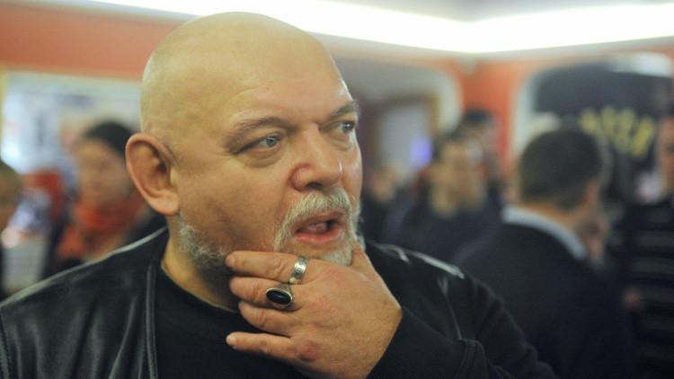 وفاة المفكر الإسلامي الروسي حيدر جمال