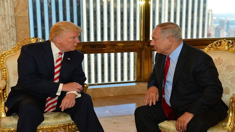 نتنياهو ينوي بحث اتفاق إيران النووي مع ترامب