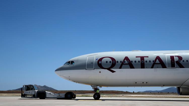 هبوط اضطراري لطائرة قطرية في البرتغال