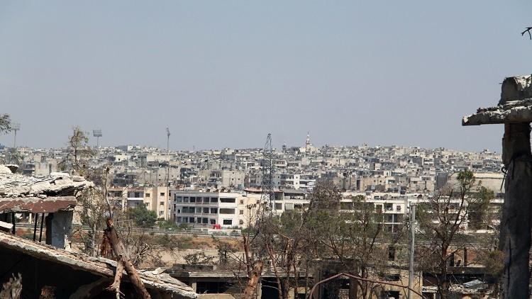 الجيش السوري يوسع سيطرته شرق حلب والمسلحون يتفاوضون حول شروط الاستسلام