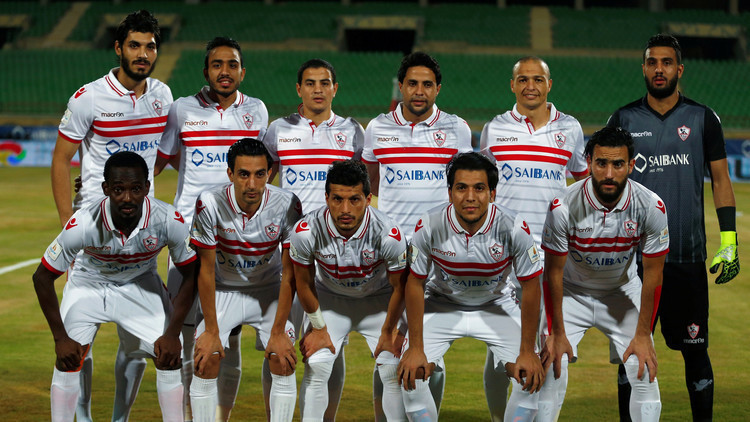 الزمالك ينسحب من مسابقة الدوري المصري