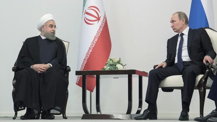 الكرملين يرفض الكشف عن مضمون رسالة بوتين للقيادة الإيرانية