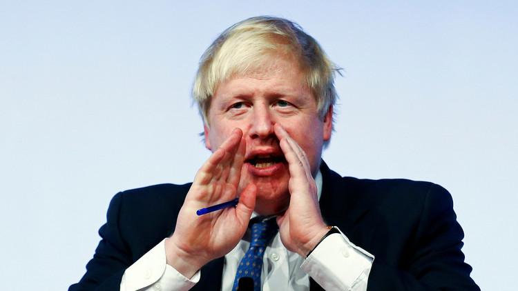 لندن تدعو إلى التوقف عن التندر على الوزير جونسون