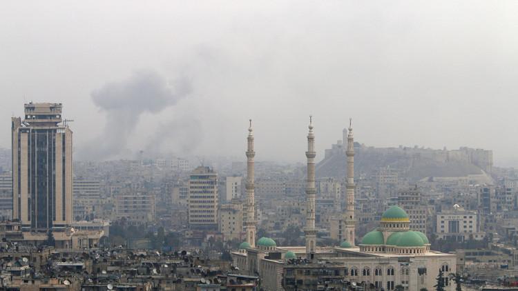 لا مخرج للمسلحين في حلب