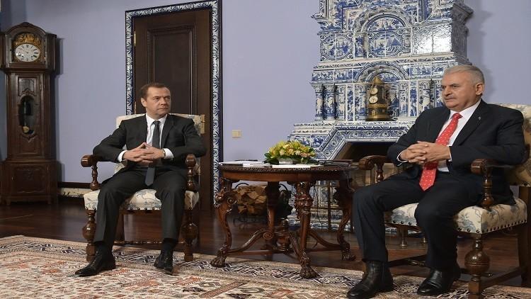 أنقرة تعول على رفع موسكو الحظر على الواردات التركية