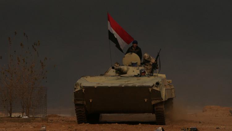 القوات العراقية تحرر حي الإعلام في شرق الموصل