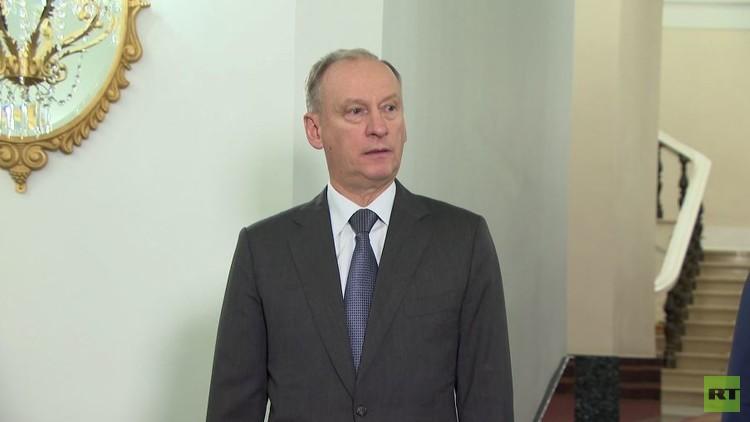 مجلس الأمن الروسي يصدق على استراتيجية الأمن الاقتصادي
