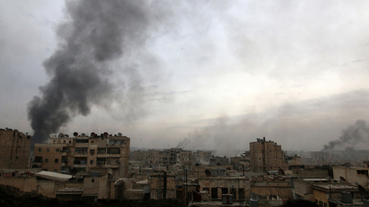 الجيش السوري يستعيد 70% من أحياء شرق حلب