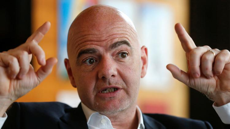 إنفانتينو يقترح 48 منتخبا في مونديال 2026