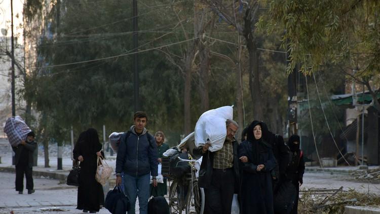 حميميم: 43 عملية قصف من قبل المسلحين