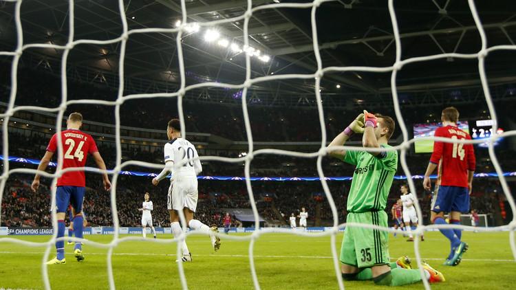تسيسكا موسكو يودع دوري أبطال أوروبا