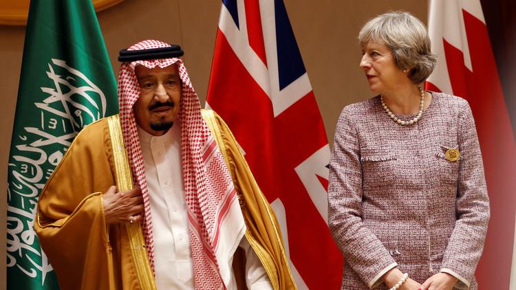 تيريزا ماي: المعلومات الأمنية السعودية أنقذت أرواح مئات الأبرياء في بريطانيا