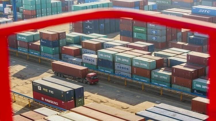 واردات الصين تقفز إلى أعلى مستوى في عامين