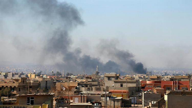 الممرات الإنسانية تحول دون حدوث مذبحة في الموصل