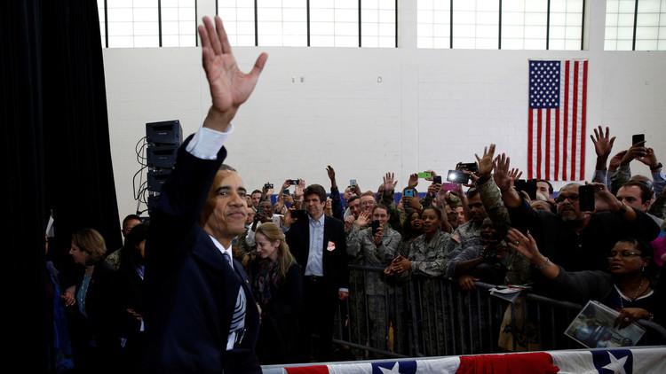 أوباما يعلم ترامب مكافحة الإرهاب