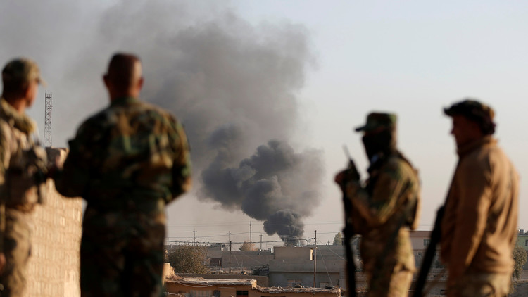 قيادة العمليات المشتركة: الغارات العراقية في القائم  استهدفت