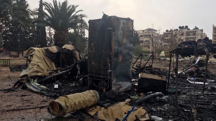 الصليب الأحمر يعتزم مواصلة العمل مع روسيا في المجال الإنساني في سوريا